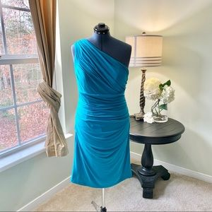 Eloquii One Shoulder Cocktail Dress NWT Size 16